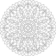 758 coloring mandalas images drawings