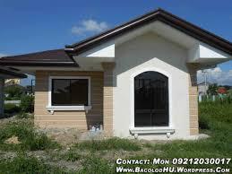 Elaisa Model House Model Kate 1 5m Bacolod Homes Unlimited House U0026 Lot For Sale