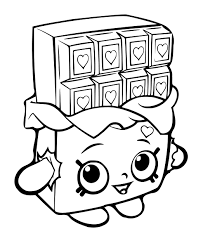 shopkins coloring pages colotring pages
