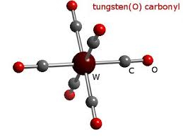 Tungsten Periodic Table Tungsten Tungsten Hexacarbonyl Webelements Periodic Table