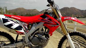 motocross dirt bikes sale first ride 2013 honda crf250 dirt bike magazine youtube