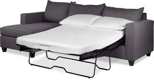 Chaise Lounge Sofa Sleeper by Halley 2 Piece Full Sofa Bed Sectional With Left Facing Chaise
