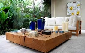outdoor wood coffee table product options on luxury coffee tables for backyard homescorner com
