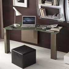 L Schreibtisch Musa Glas Schreibtisch Nach Maß Arredaclick