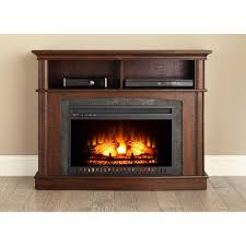 whalen media fireplace console for tv u0027s up to 45