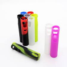 Casing Silicone Ego Aio colorful protective silicone sleeve for ego aio kit ego aio