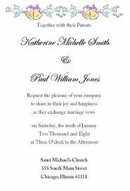 wedding invitation exles lovely wedding invitation card letter wedding invitation design