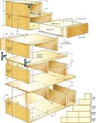 Diy Wood Projects Plans by 400 Best Chests Images On Pinterest Wood Projects And