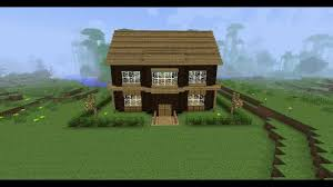 minecraft building ideas for a house