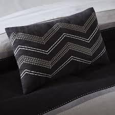 black xs lexus perfume amazon com palisades 7 piece comforter set black queen home
