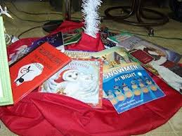 Christmas Book Ornaments - 38 best holidays christmas books images on pinterest christmas