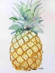 124 best pineapples images on pinterest pineapple painting