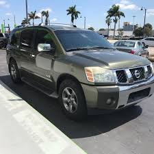 nissan armada for sale florida nissan armada le suv in florida for sale used cars on buysellsearch