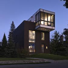 Modern Contemporary Floor Plans by Fresh Modern House Design Canada 6648