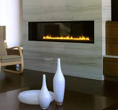 Contemporary Gas Fireplace Insert by Gas Fireplace Insert For Existing Brick Fireplace Modern