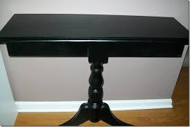 Drop Leaf Console Table Repurposed Table Ideas My Repurposed Life