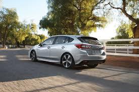old subaru hatchback 2017 subaru impreza first drive review problem solver motor trend