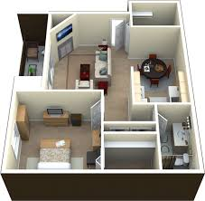 900 Square Foot House Plans by Lofty Idea 800 Square Feet House Plans 3d 15 Sq Ft House Plans
