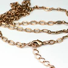 vintage necklace styles images Asos vintage style chain link necklace gold ksvhs jewellery jpg