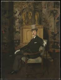the jester w somerset maugham sir gerald 1911 tate