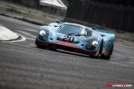 porsche 917 photo of the day history comes alive with the porsche 917 at ahr