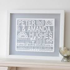 25 year anniversary gift 25th wedding anniversary gifts for husband uk wedding theme