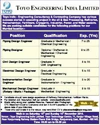 piping design engineer job description job mechanical design engineer rotary mumbai city