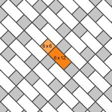 tile design patterns grid brickwork herringbone