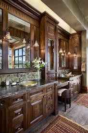 Diy Rustic Bathroom Vanity - diy rustic bathroom vanity bathroom rustic with tile backsplash