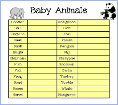 baby shower babies baby animals http www plan the baby shower free