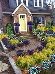 Ideas For Backyards by Top 25 Best Front Yard Landscape Design Ideas On Pinterest Yard