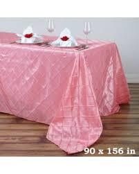 90 x 156 table deals on balsacircle 90 x 156 pintuck taffeta rectangular