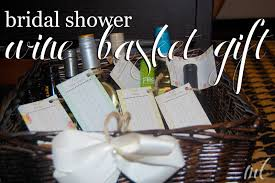 bridal shower gift basket ideas wedding shower gift basket ideas wedding shower gift