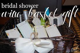 Bridal Shower Gift Basket Ideas Wedding Shower Gift Basket Ideas Designs All About Wedding Ideas