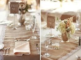 burlap wedding decor wedding centerpieces lace burlap wedwebtalks diy wedding 1761
