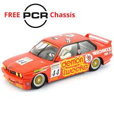bmw e30 model car scalextric btcc bmw e30 m3 1988 tweeks c3739