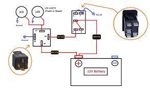 aux car light switch setup electronics forums