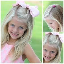 cute girls hairstyles for your crush best 25 little girl hairstyles ideas on pinterest kid