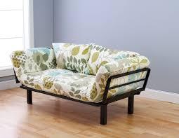 lounger futon spacely futon daybed lounger with mattress garden by kodiak