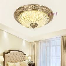 led ceiling dome light european style all copper led ceiling dome light glass l french