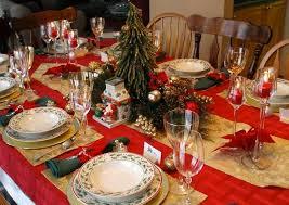 idee per la tavola come decorare la tavola per le feste