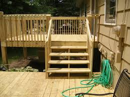 Deck Handrail Decks On Pinterest Deck Railings Stairs And Decking Stand Off