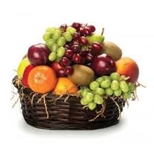 gourmet fruit baskets fruit and gourmet baskets a blooming basket flowers gifts