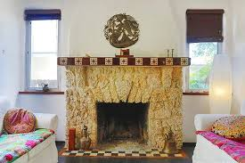 Jungalow Miami U0027jungalow U0027 With A Coral Rock Fireplace For 285k Curbed Miami