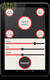 android sound booster apk volume booster for android free at apk here store