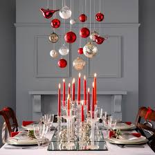 christmas party table decorations centerpieces dining table christmas table decorating ideas