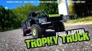 Ford Raptor Trophy Truck Kit - sariel pl ford raptor trophy truck