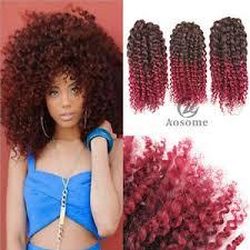 human bob marley hair mali bob marley curly twist soft crochet braiding hair synthetic