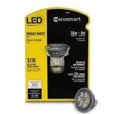 12v mr16 led flood lights ecosmart ecs 16 ww v2 nfl 50w equivalent 3000k mr16 led flood light
