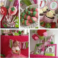 strawberry shortcake birthday party ideas strawberry shortcake i the jars and banner birthday stuff